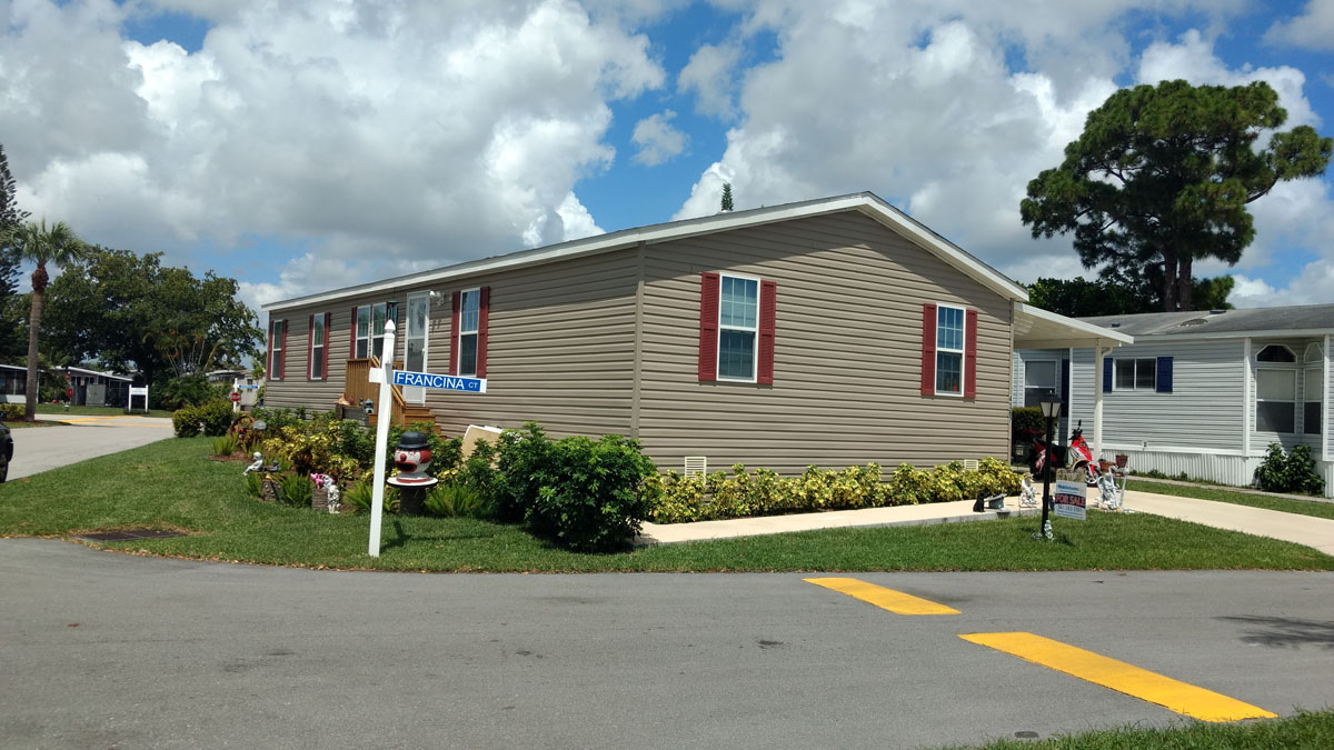 Who has the best Mobile Home in Boynton Beach ?