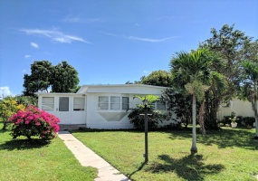 2555 PGA Blvd Lot # 180, Palm Beach Gardens, Florida 33410, 2 Bedrooms Bedrooms, ,2 BathroomsBathrooms,Mobile Homes,For sale,The Meadows,PGA Blvd Lot # 180,1163