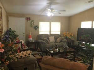 How to Decorate your Mobile Home Living Room |