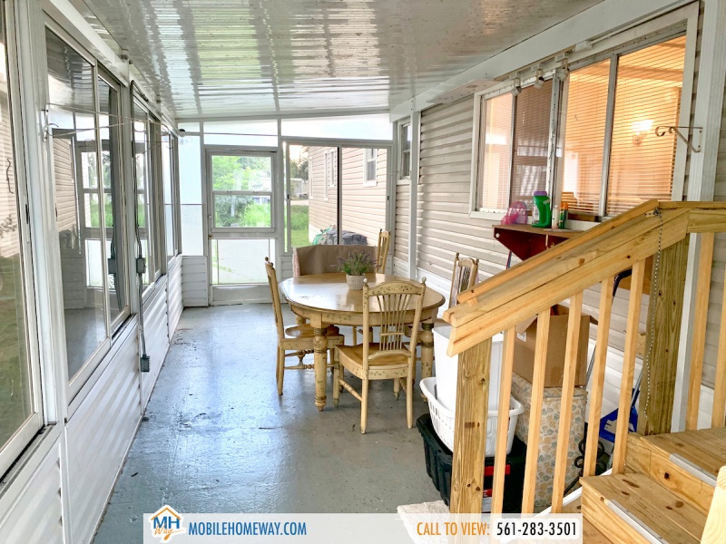 268 Spring Circle, Palm Beach Gardens, Florida 33410, ,Mobile Home (In Park),For Sale,Spring Circle,1054